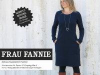 Schnittreif Frau Fannie TOPSELLER Kleid mit Hüfttaschen