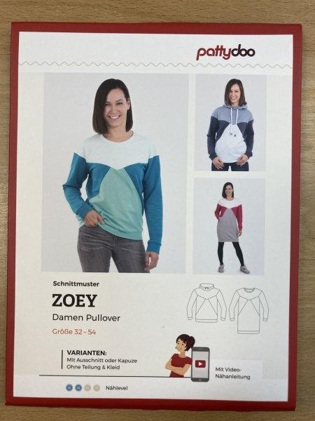 Pattydoo Zoey Damenshirt 3 farben
