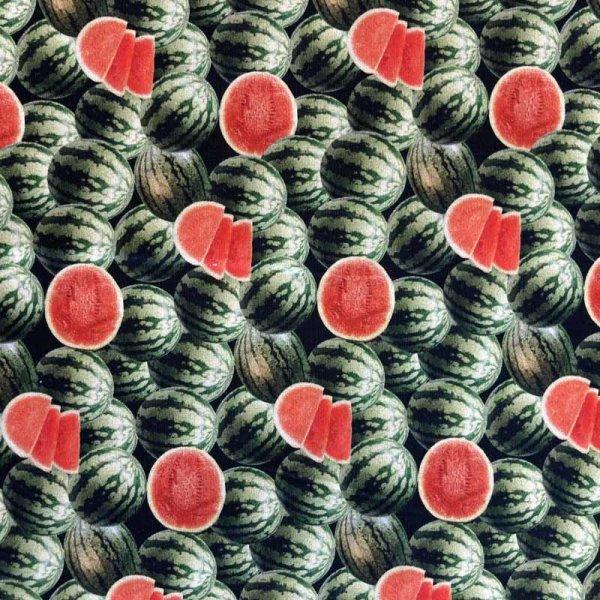 BW-Druck Yummy Food - Melonen