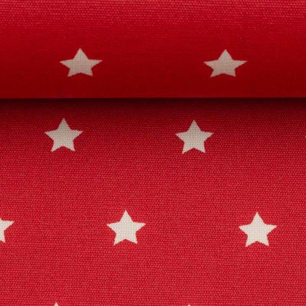 Beschichtete BW Meluna rot Sterne