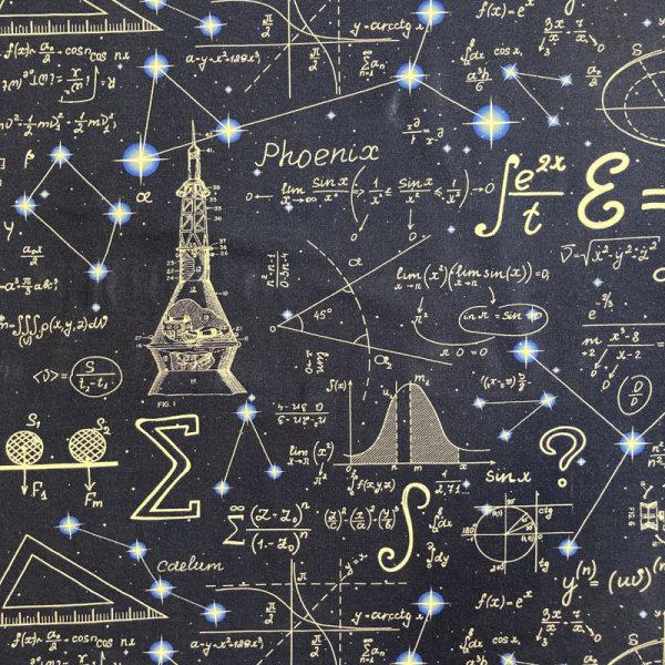 Jersey dunkelblau mathemat. Formeln