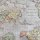 Dekodruck Weltkarte