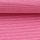 Jersey Bella fein geringelt rosa