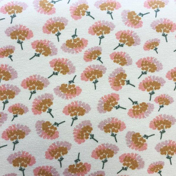 Jersey Blossom by Brinarina beige
