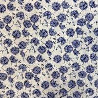 BW-Druck 110 blaue Pusteblume