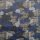 French Terry Camouflage blau Jette