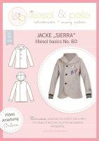 Lillesol&Pelle basics No. 60 Kinder Jacke Sierra  Gr. 80-164