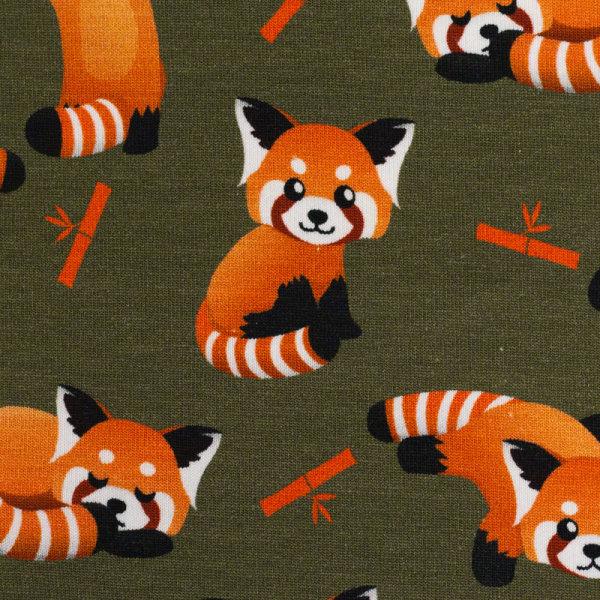Jersey Jesse roter Panda