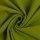 French Terry uni grasgrün