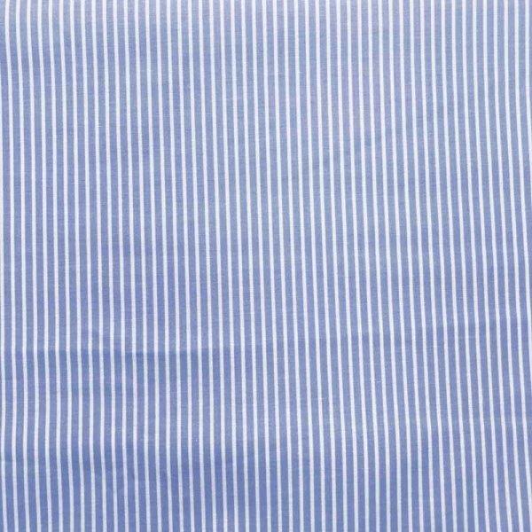 BW-Druck Streifen hellblau