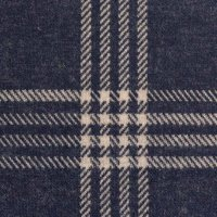 Jacquard Cozy Collection by Lycklig Design - blau Karos