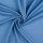 Fahnentuch jeansblau